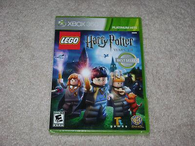 LEGO HARRY POTTER YEARS 1-4...XBOX 360...***SEALED***BRAND NEW***!!!!! comprar usado  Enviando para Brazil