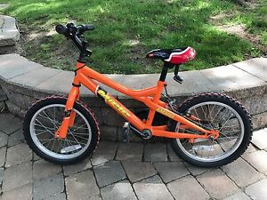 "Miele Kids 16"" bike. Unisex. Great shape"