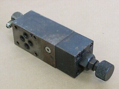 Parker Port Reduced Hydraulic Valve Prm2pam -20ab