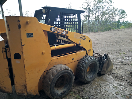 HT50 Skid Steer Loader