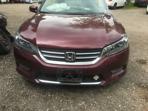 2013 Honda Accord for parts