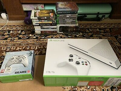 Xbox One 1tb With Extras (Quick Sale) Please Read About Delivery