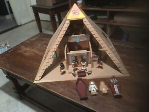 Piramide Playmobil