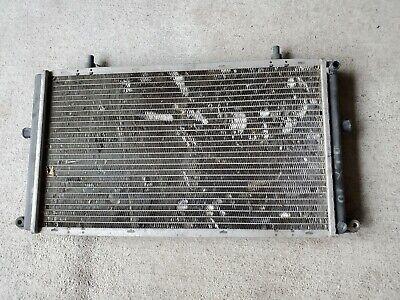1998-99-00-2003 JAGUAR XJR SUPERCHARGED TRANSMISSION COOLING RADIATOR MNC8200AF