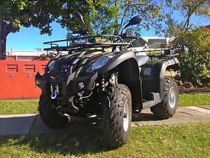JIANSHE 250CC FARM QUAD UTV BY SYNERGY OFF-ROAD VEHICLES Burleigh Heads Gold Coast South Preview