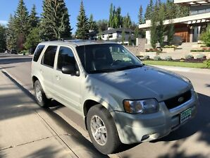 Ford Escape Limited 2003