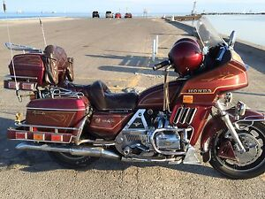 Honda Goldwing  Aspencade 1983 -$3000