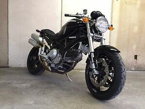 2007 Ducati Monster S2R 1000 - Low KMs