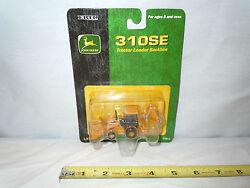 John Deere 310SE Loader/Backhoe By Ertl 1/87th Scale