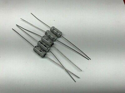 5pcs - 47uf 25v Axial Electrolytic Capacitors For Audio