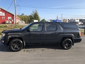 2010 Honda Ridgeline EX-L  New Engine @ 200k