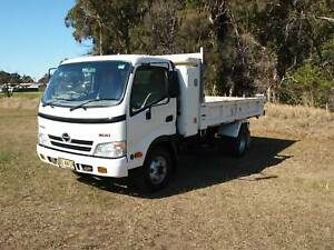 2010 HINO 816 TIPPER Albion Park Rail Shellharbour Area Preview
