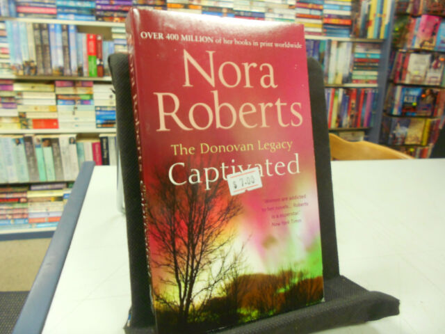 Captivated by Nora Roberts (Paperback, 2009)