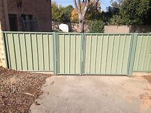 Colour bond gate & paneling Gowrie Tuggeranong Preview