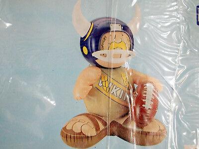 Minnesota Vikings Fußballspieler Aufblasbar,Riesige 53.3cm Herren Höhle ()