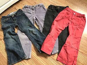 **Girls pants size 4**$10**