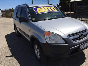 Honda CRV 2003 - Finance or (*Rent-To-Own *$42pw) North Geelong Geelong City Preview