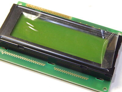 Optrex Dcm-20481ny-ly-abe 20 X 4 Lcd Display 80 Characters
