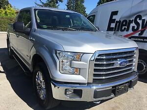 2015 Ford F-150 XLT LOCAL, ONE OWNER, NO ACCIDENTS