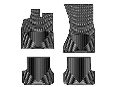 WeatherTech All-Weather Floor Mats for Audi A6/S6/A7/S7/RS7 1st 2nd Row Black