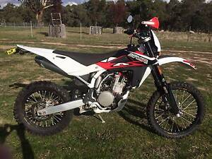 2009 Husqvarna TE 450 only 2,018 kms Young Young Area Preview
