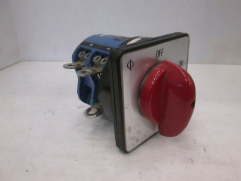 Kraus and Naimer C250, Furnace Switch, Used