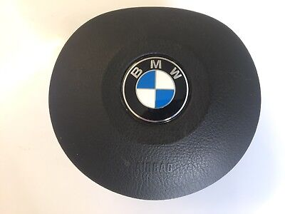 DRIVERS M SPORT STEERING WHEEL ROUND AIRBAG   BMW 3 5 Series E46 E39