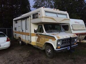 1979 ford motor home.