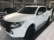 Mitsubishi L200 Pick Up 4x4 S&S Double Cab Edition 100