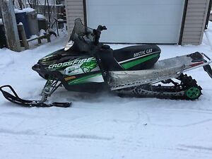 2009 arctic cat 800 ,141""