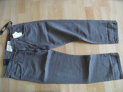 CITIZENS FOR HUMANITY coole cropped Boyfriend Jeans DYLAN grau Gr. 29  NEU 715 Dylan Boyfriend-jeans