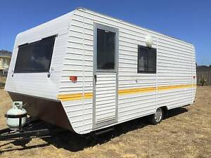 1985 Statesman Family Caravan 5 berth with annex Hillside Melton Area Preview