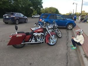 2005 Harley Road King Best offer