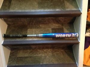 Worth Silencer Baseball Bat