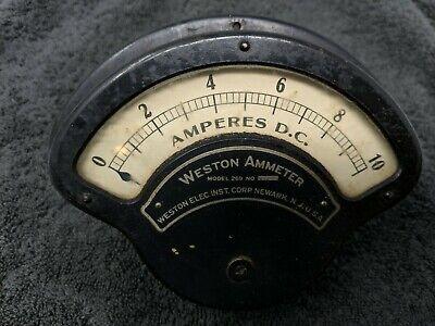 Weston Ammeter Model 269