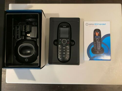 Ooma HD2 Handset - Black