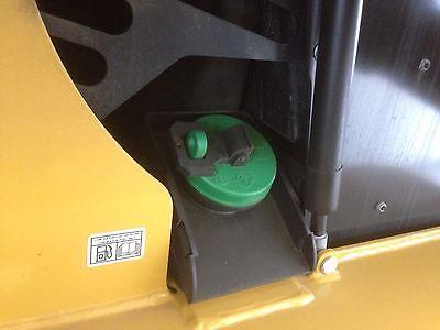 Caterpillar Cat Skid Steer Locking Fuel Cap 1428828 New