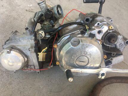 Honda ct90 engine