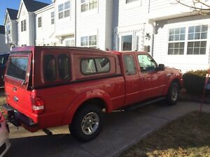 2008 Ford Ranger Sport (Change in Price)