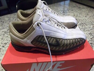 Nike Air Zoom Elite Il Golf Shoes Men's Size 10 Air Zoom Elite Golf Shoe