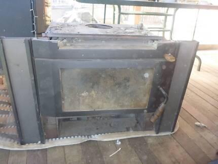 Wood Heater Fireplace