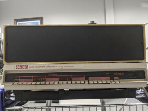 Digital DEC PDP-11/05 with lots of cards