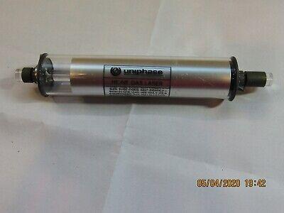 Uniphase He-ne Gas Laser Tube 1.06 Mw Part 50-03400-014