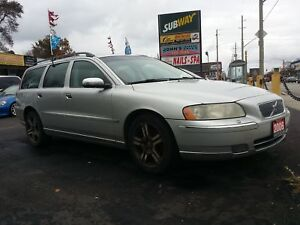 2006 VOLVO V70 WAGON,IMMACULATE CONDITION,RUNS & DRIVES LIKE NEW