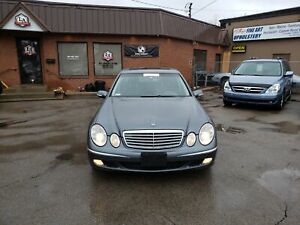 2006 Mercedes-Benz E-Class 3.5L 4MATICIN MINT CONDITION