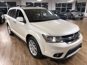 2018 Dodge Journey GT AWD (Nav/DVD/leather)