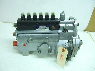 New Ford Simms Injection Pump Fits Tw5 Tw10 A64 P55792b Non Turbo 401