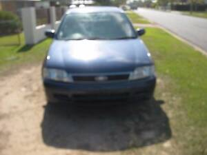 2001 Ford Laser LXi Hatchback Banyo Brisbane North East Preview