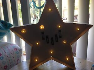 Star decorative light Bomaderry Nowra-Bomaderry Preview