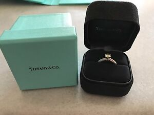 Tiffany and Co Engagement Ring Ashtonfield Maitland Area Preview